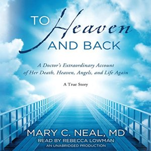 To Heaven and Back audiobook cover art