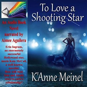 To Love a Shooting Star audiobook cover art