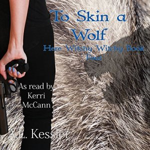 To Skin a Wolf audiobook cover art