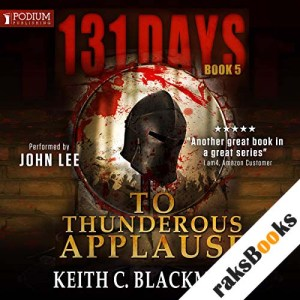 To Thunderous Applause audiobook cover art