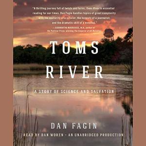 Toms River audiobook cover art