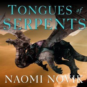 Tongues of Serpents audiobook cover art