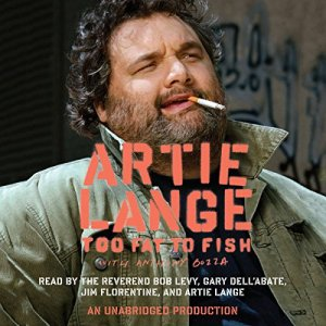 Too Fat to Fish audiobook cover art