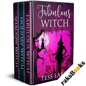 Torrent Witches Cozy Mysteries, Box Set 2 audiobook cover art