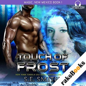 Touch of Frost audiobook cover art