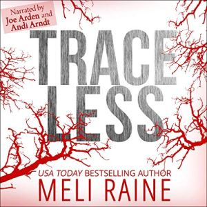 Traceless audiobook cover art