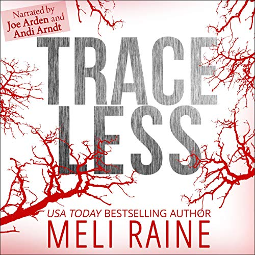 Traceless audiobook cover art