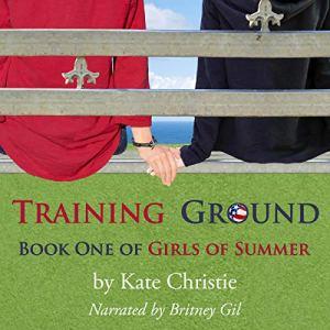 Training Ground audiobook cover art