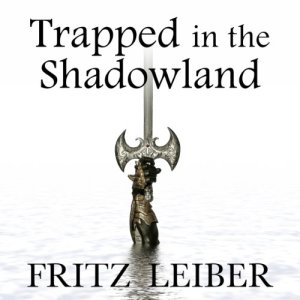 Trapped in the Shadowland audiobook cover art