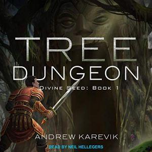 Tree Dungeon audiobook cover art