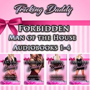 Tricking Daddy Box Set audiobook cover art