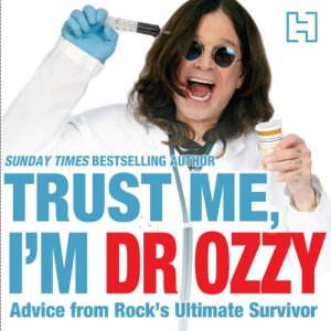 Trust Me, I'm Dr Ozzy audiobook cover art