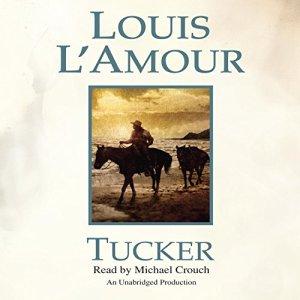 Tucker audiobook cover art