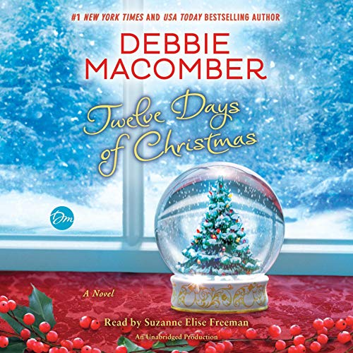 Twelve Days of Christmas audiobook cover art