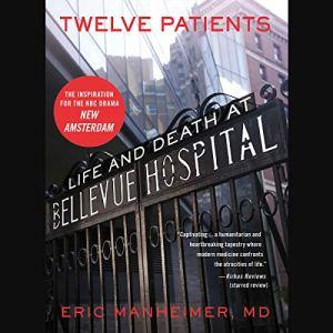 Twelve Patients audiobook cover art