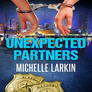 Unexpected Partners audiobook cover art