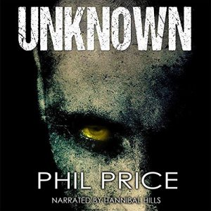 Unknown audiobook cover art