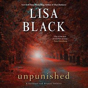 Unpunished audiobook cover art