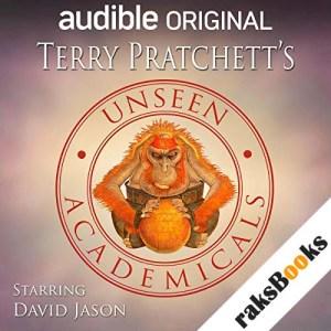 Unseen Academicals audiobook cover art