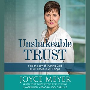 Unshakeable Trust audiobook cover art