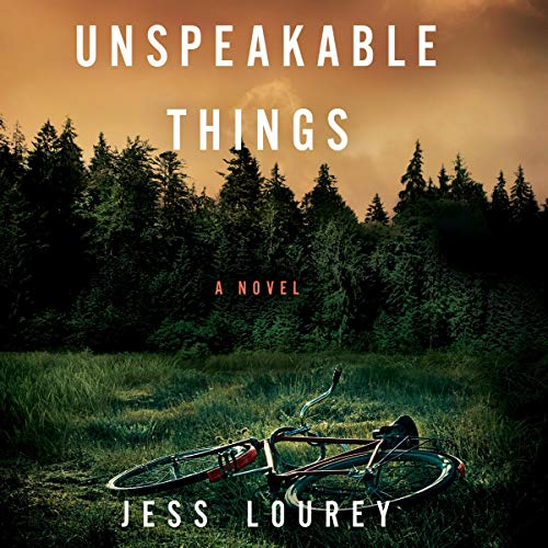 Unspeakable Things audiobook cover art
