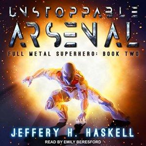 Unstoppable Arsenal audiobook cover art