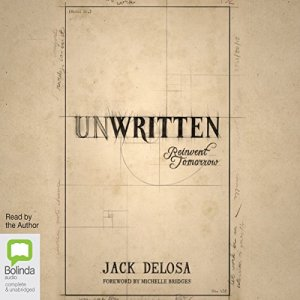 Unwritten audiobook cover art