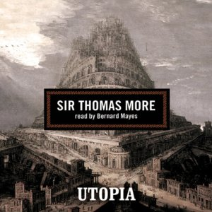 Utopia audiobook cover art