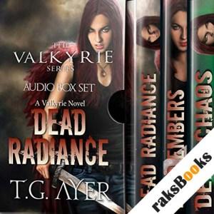 Valkyrie, Books 1-3 audiobook cover art