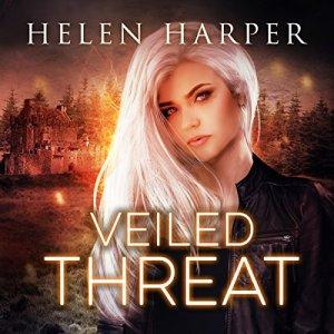 Veiled Threat audiobook cover art