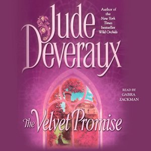 Velvet Promise audiobook cover art
