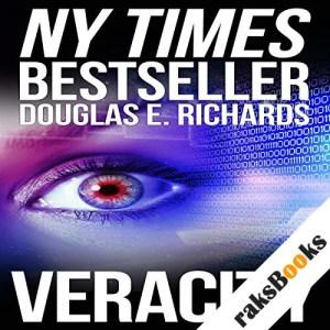 Veracity audiobook cover art