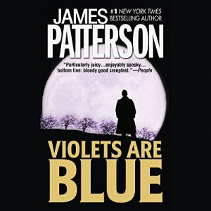 Violets Are Blue audiobook cover art