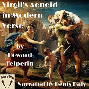 Virgil's Aeneid in Modern Verse audiobook cover art