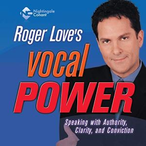Vocal Power audiobook cover art