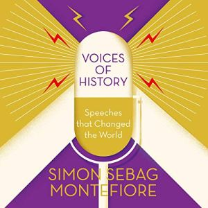Voices of History audiobook cover art