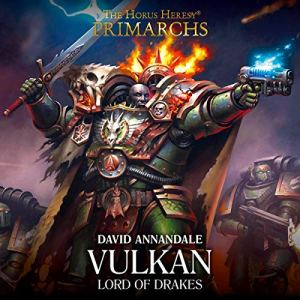 Vulkan: Lord of Drakes audiobook cover art