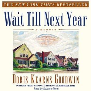 Wait Till Next Year audiobook cover art