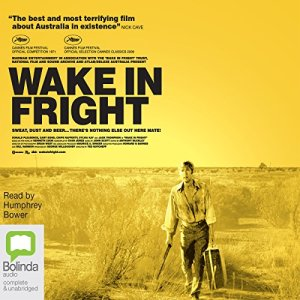 Wake in Fright audiobook cover art