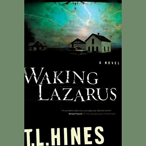 Waking Lazarus audiobook cover art