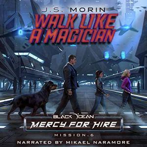 Walk Like a Magician audiobook cover art