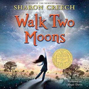 Walk Two Moons audiobook cover art