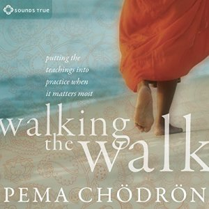 Walking the Walk audiobook cover art