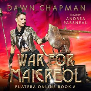 War for Maicreol: The Final Battle audiobook cover art