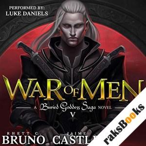 War of Men audiobook cover art