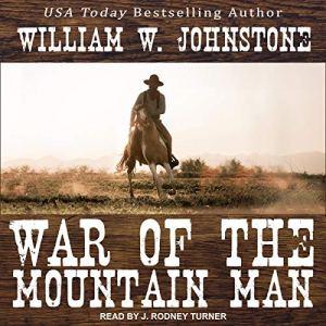 War of the Mountain Man audiobook cover art