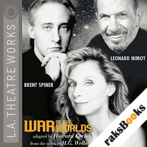 War of the Worlds (Dramatized) audiobook cover art