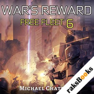 War's Reward audiobook cover art