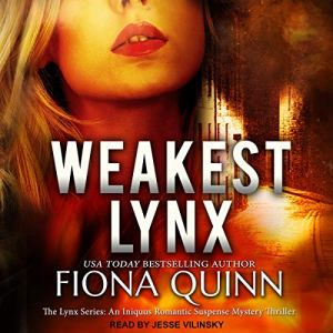 Weakest Lynx audiobook cover art