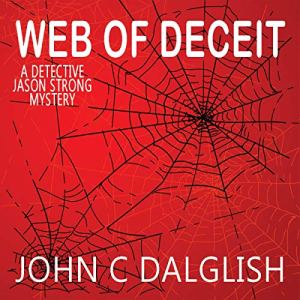 Web of Deceit audiobook cover art